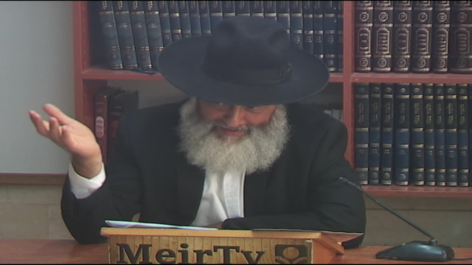 Q&A With Rav Fierman!