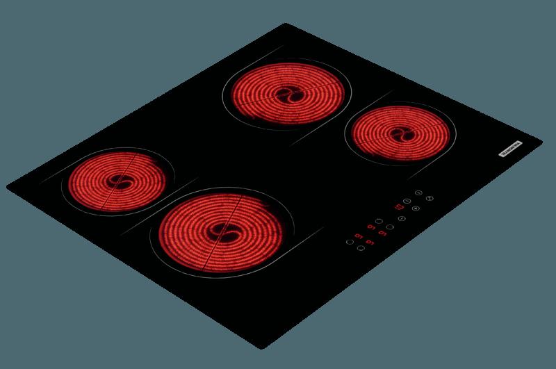 Cooktop Elétrico por Indução 220V c/ Conjunto de Panelas - Tramontina
