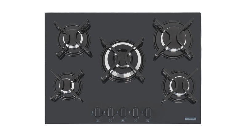 Cooktop Glass Penta 5GG TRI 70 94708.201 - Tramontina