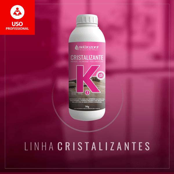 Cristalizante K2 1Kg - Bellinzoni
