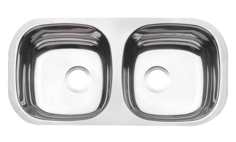 Cuba em aço inox polido 72x34 cm - Tramontina
