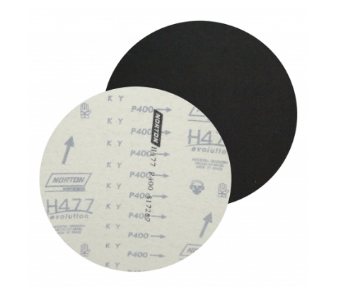 Lixa Disco Com Pluma H-477 - Norton [Caixa C/ 100 Unidades] - 600