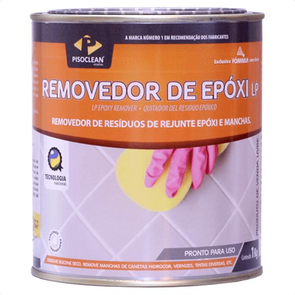 LP Removedor de Epóxi - 1kg - Pisoclean