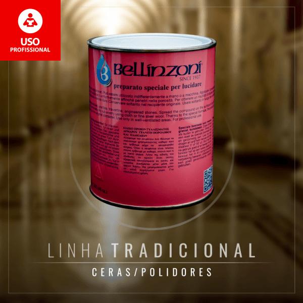 Pasta P/ Polimento 1300g - Bellinzoni