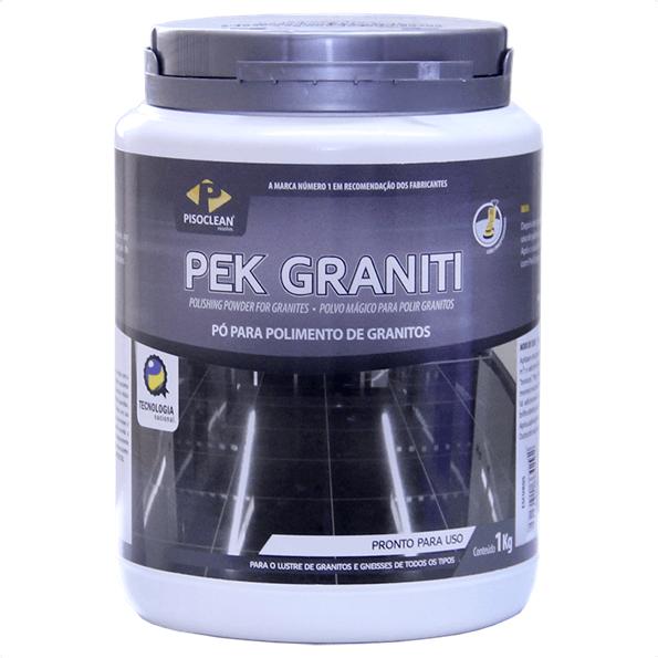 PEK Graniti Claros - 1kg - Pisoclean