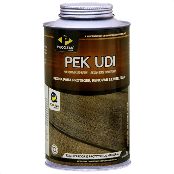 Pek Udi - 1 Litro - Pisoclean - Tabaco