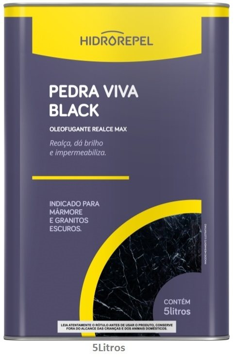 Realcemax (Pedra Viva Black) 5 litros - Hidrorepell