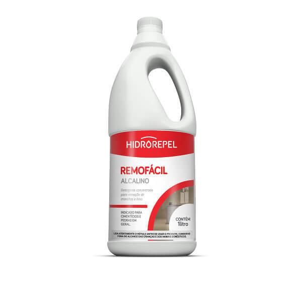 Remofácil ALC Limpeza Pesada Alcalino - Hidrorepel