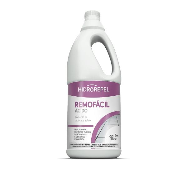 Remofácil Limpeza Pesada Ácido - Hidrorepell