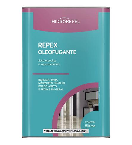 Repex Oleofugante 302 - Hidrorepel - 5 Litros