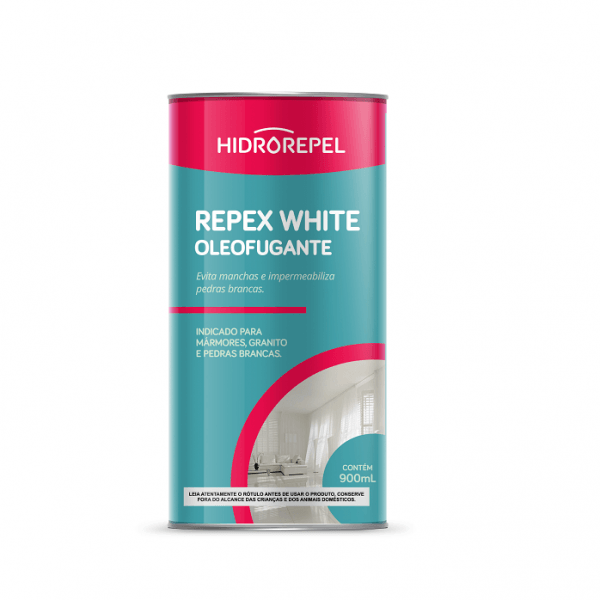 Repex White Impermeabilizante - Hidrorepell