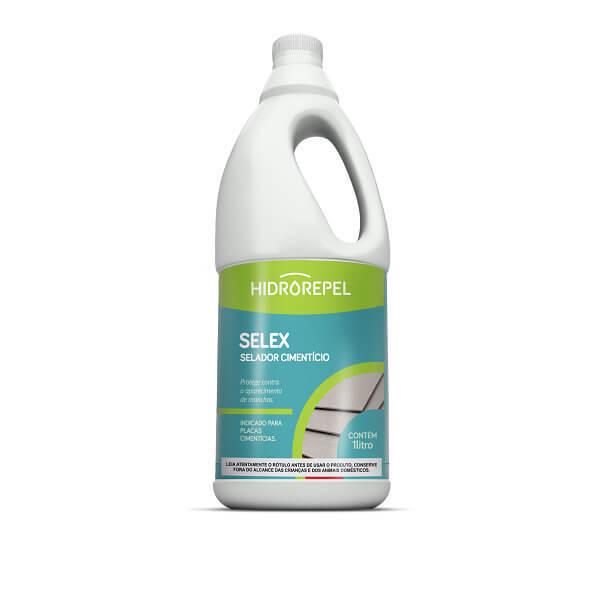 Selex Selador Cimentício  - Hidrorepel - 3 Litros