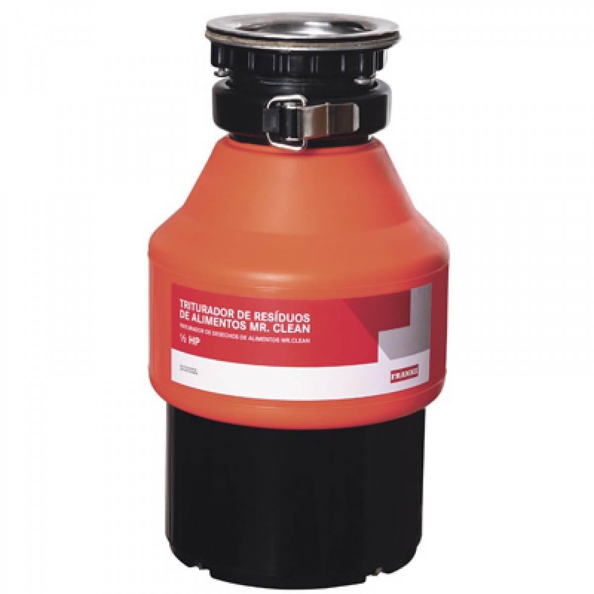 Triturador de Resíduos de Alimentos Mr. Clean 220V - 09356 - Franke