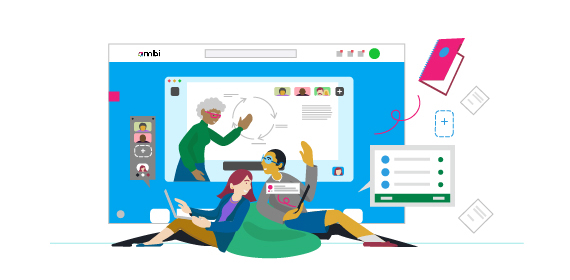 ambi header illustration