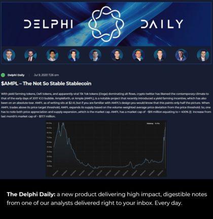 The Delphi Daily