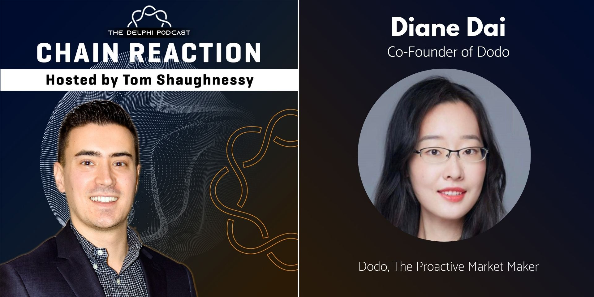 Diane Dai: DODO The Proactive Market Maker 🐣