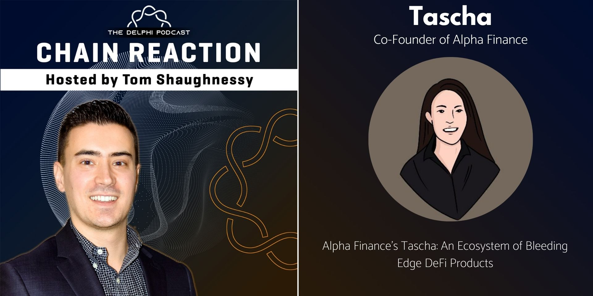 Alpha Finance's Tascha: An Ecosystem of Bleeding Edge DeFi Products ✨