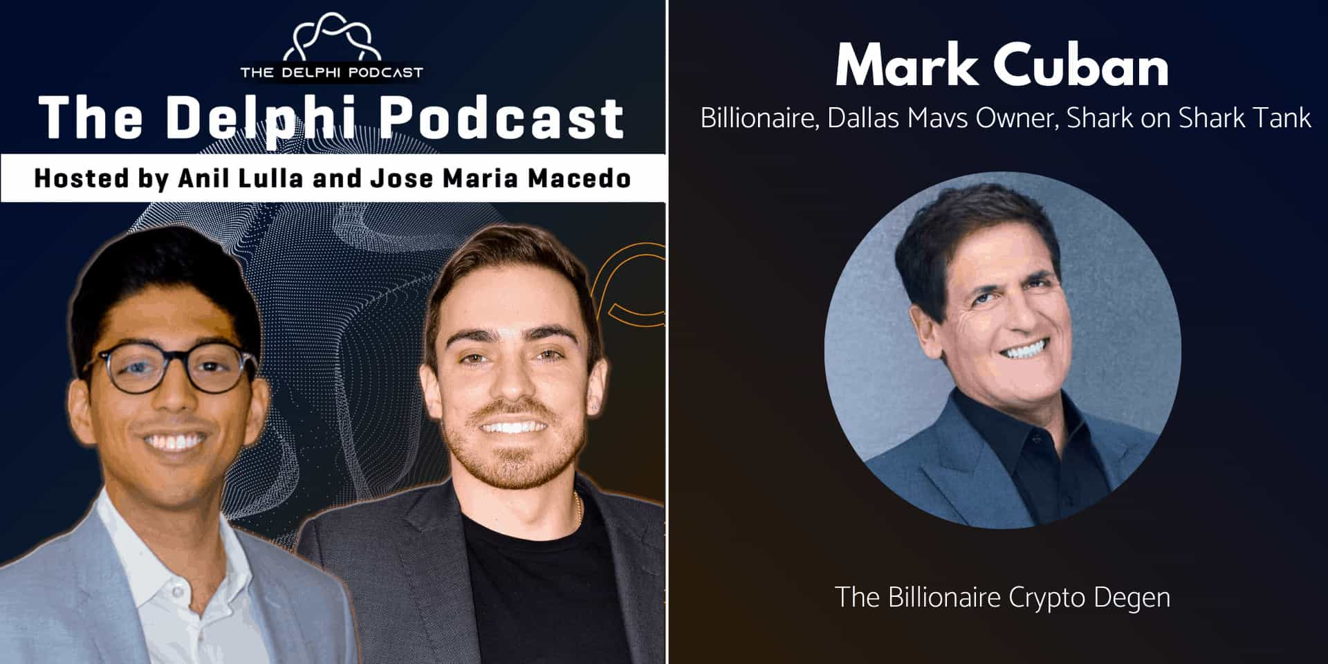 Mark Cuban: The Billionaire Crypto Degen