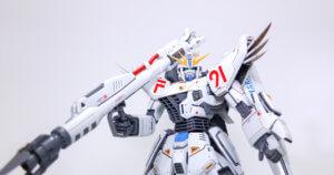「富野由悠季の世界」展限定版 MG ガンダムF91 Ver.2.0 ORIGINAL PLAN Ver.