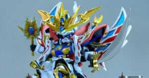 【GBWC2016】超新世大将軍・神馬凰 -完成編-