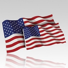 The flag is a symbol of Purity Integrity Honor Justice and a Living Country