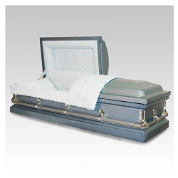 Traditional Metal Caskets offer a diginified and memorable farewell