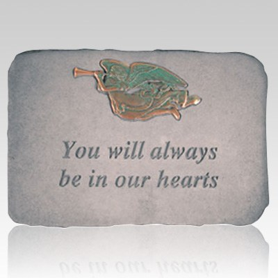 Always In Our Hearts Stone
