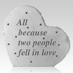 Because Two People Fell In Love