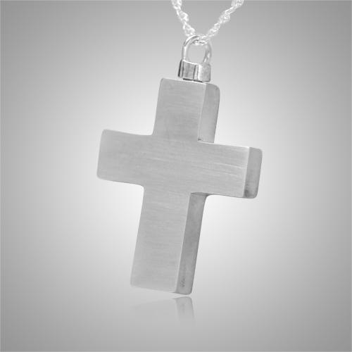 Eternity Cross Memorial Jewelry