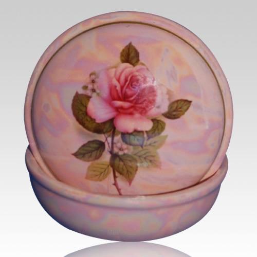 Callista Pink Keepsake Memento Box