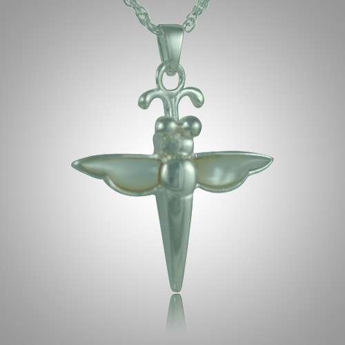 Dragonfly Cremation Jewelry