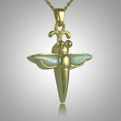 Dragonfly Cremation Jewelry II