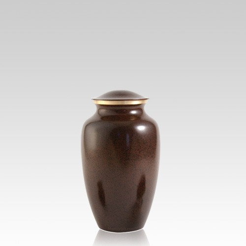 Brown Earthtone Medium Pet Urn
