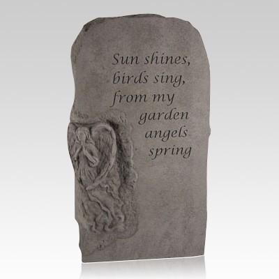 Sun Shines Angel Obelisk