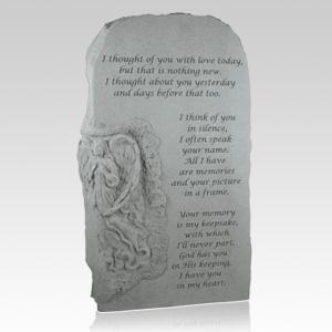 I Thought Of You Angel Obelisk