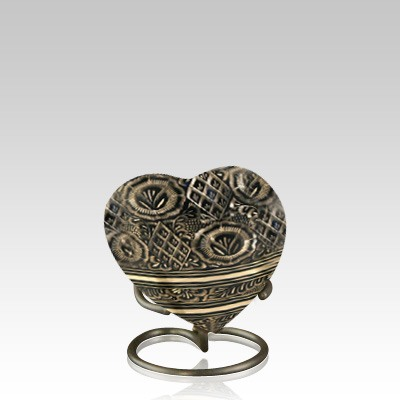 Radiance Heart Keepsake Urn