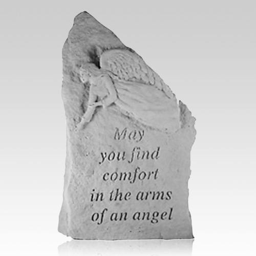May You Find Comfort with Angel Totem Rock