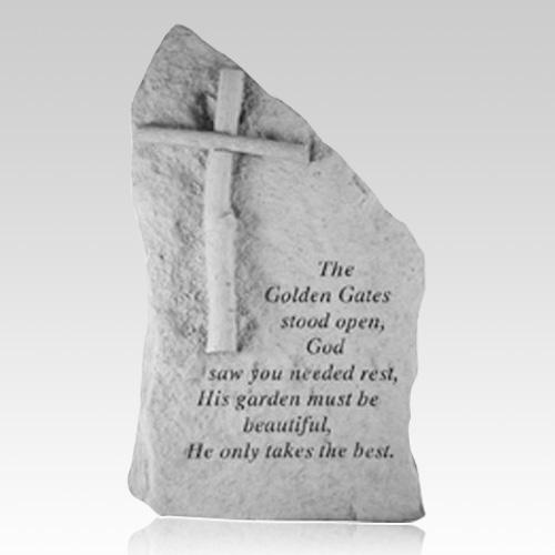 The Golden Gate Totem Rock