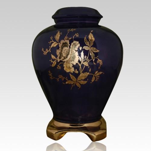 Princess Purple Ceramic Urn