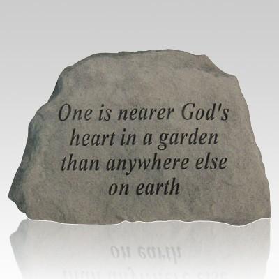 One Is Nearer God Rock