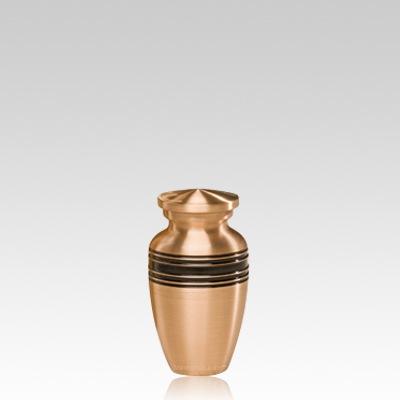 Bronze Grecian Small Cremation Urn