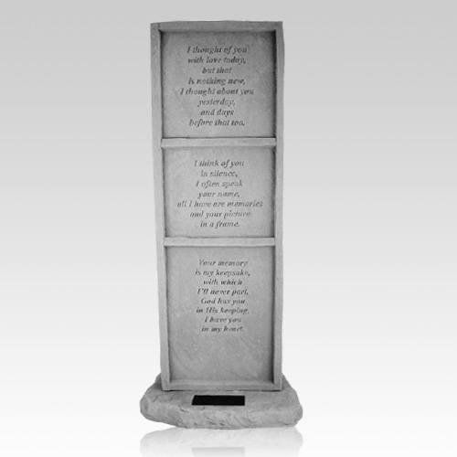 I Thought of You Obelisk II