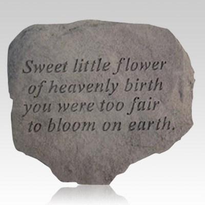 Sweet Little Flower Stone