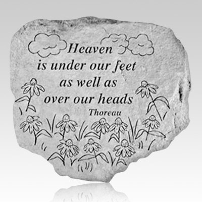 Heaven Is Under Our Feet Stone