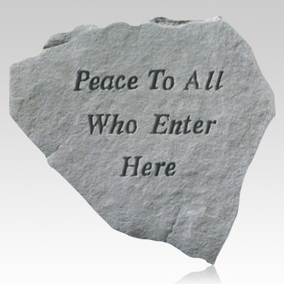 Peace To All Stone