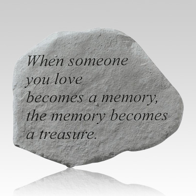 When Someone Becomes Stone