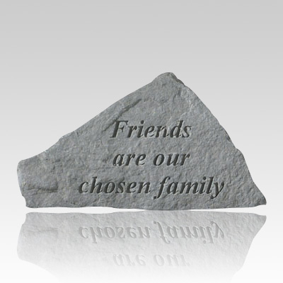 Friends Are Our Chosen Family Rock