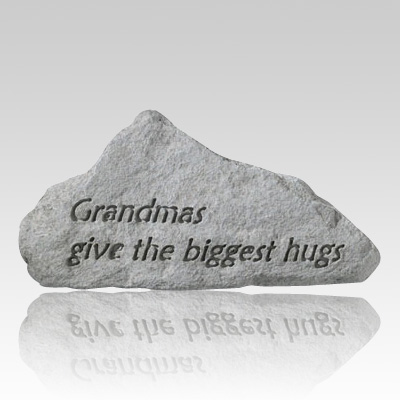 Grandmas Give The Biggest Hugs Rock