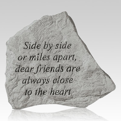 Side By Side Miles Apart Rock