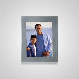 Small Silver Rectangle Picture Frame